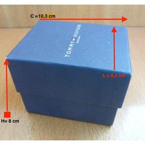 Tommy Hilfiger Manual + Caixa Vazia P/ Relógio