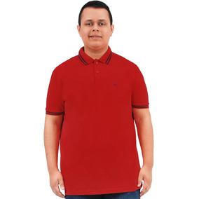 Camisa Pólo Plus Size Wee! Malwee Masculina 762b893e6ccc5