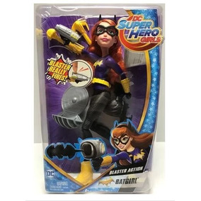 Boneca Dc Super Hero Girls - Batgirl - Original Mattel