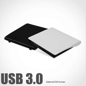 Distância Dvd Externo Queimador Cd Usb 3.0 Portátil Rewrit