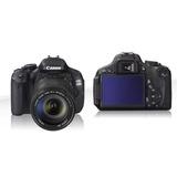 Camara Digital Canon Eos 600d