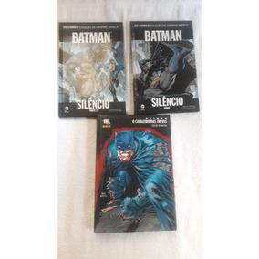 Batman Historia Em Quadrinhos Capa Dura - Hq Colecionador