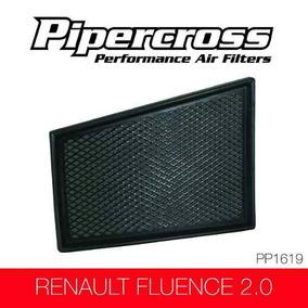 Filtro Panel Pipercross - Renault Fluence 2.0 - K&n 332849