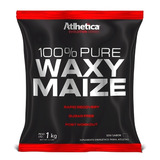 100% Pure Waxy Maize 1kg Recuperação Rápida - Atlhetica