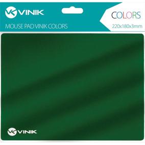 Mouse Pad Vinik Colors Verde