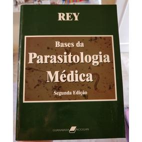 livro rey parasitologia