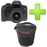 Cámara Canon T6i +18-55mm + Bolso Canon.
