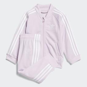 b3c8f5934 Conjunto Pants Y Sudadera Bebe Niña adidas Originals Ce1151