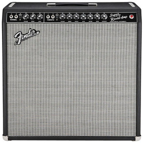 Impulse Response Guitar Super Reverb 4x10 Fender