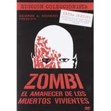 Zombi El Amanecer De Los Muertos Vivientes George A Romero
