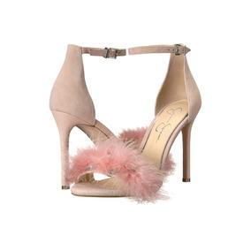 08c053aaca338 Zapatos Oro Rosa Mujer Jessica Simpson - Zapatos en Mercado Libre México