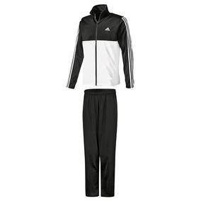 c6d5f9f89c0bf Sudadera Adidas Negra Con Blanco en Mercado Libre México