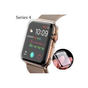 Case Bumper Apple Watch Serie 4 Proteção Total 40mm E 44mm