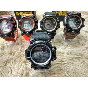 8b369cdd1a2 Relogios G Shock Prata - Relógio Masculino no Mercado Livre Brasil
