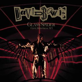Cd David Bowie - Glass Spider (2 Cds) - Versão Remasterizada
