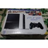 Consola Playstation 2 Ps2 - Slim Con Chip