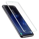 Pelicula Gel Curvada Galaxy S6 S7 Edge S8 S9 Plus Note 8 9