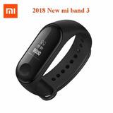 Xiomi Band 3 Relógio Smartwatch Monitor Cardíaco
