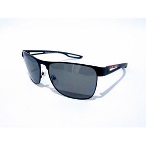fb4d5d764d98d Óculos De Sol Prada Mod. Sps 04 N Novo Na Caixa Cinza - Óculos con ...