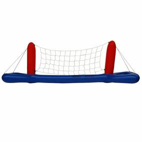 Bestway Malla De Volleyball Para Alberca Azul Bw-52133