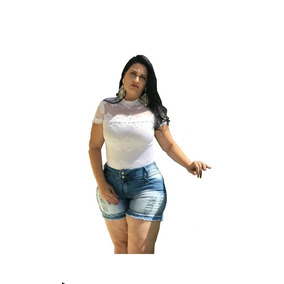ee6148254 Shorts Mizuno Com Bolso - Shorts Jeans para Feminino em Goiás no ...