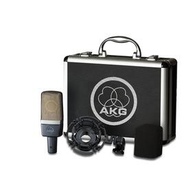 Akg C-214 Microfono Condensador Profesional!!!