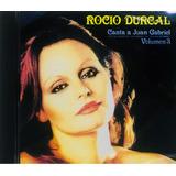 Rocío Dúrcal, Canta A Juan Gabriel Vol. 3 Cd Nuevo Importado