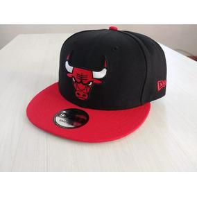 6234bd53b92d2 Gorra New Era Chicago Bulls Nba Originales Snapback Cap