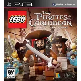 Lego Piratas Do Caribe Ps3 Digital Psn Cod