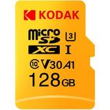 Tarjeta De Memoria Kodak De Alta Velocidad U3 A1 V30 Tf / Mi