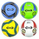 b45db5f903e91 Bola De Futebol Campo Society Couro Sintetico Costurada - Futebol no ...