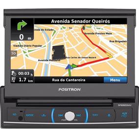Radio Auto Multimedia Pósitron Sp6920nav 6