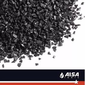 Carbón Activado Granular Filtro Agua Elimina Cloro X Kg Pura