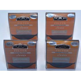 Set De 4 Filtros Ir 52mm