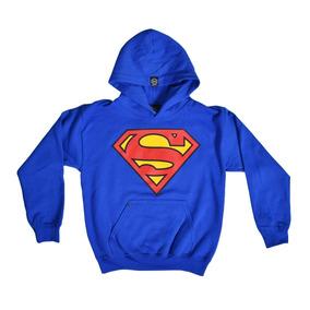 Liquidacion Sudadera Niño Superman