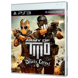 Juego Ps3 Army Of Two: The Devil