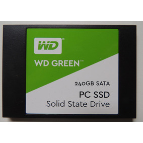Ssd 240gb Wd Green Notebook Lenovo G50 80 80r0 Usado