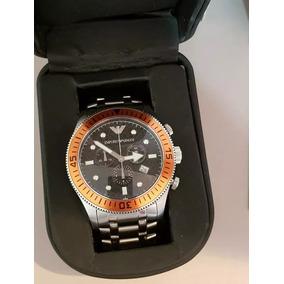02b61817a29 Relogio Emporio Armani Ar 0552 - Relógios no Mercado Livre Brasil