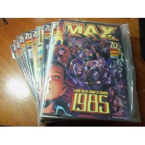 Marvel Max 66 A 74 (panini - 2009)