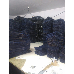 Pantalones Jeans Tres Costuras 14.5 Oz Caballeros Y Damas