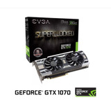 Tarjeta De Video Evga Geforce Gtx 1070 Sc Gaming 8 Gb