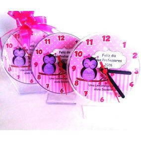 Kit 12 Relógios Personalizados