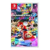 Mario Kart 8 Deluxe Nintendo Switch Nuevo (en D3 Gamers)
