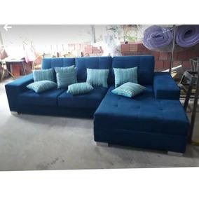 Sofa Retratil 3 Lugares Sendo Uma Peca Chaise