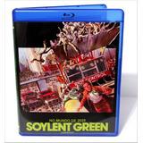 Blu-ray Filme Clássico No Mundo De 2020 (soylent Green) Leg