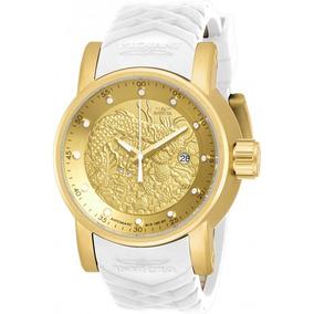 5826f7b83e9 Relogio Ouro Branco Masculino - Joias e Relógios no Mercado Livre Brasil