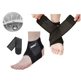Tobillera Doble Soporte Deporte Lesion Rehabilitacion Gym