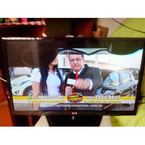 Tv De Led Lg 29 Polegadas Com Tela Quebrada Funcionado 100%