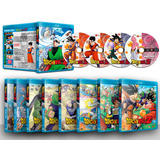 Dragon Ball (db+dbz+dbgt+super) Completos Em Blu-ray Dublado