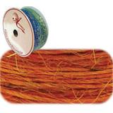 5 Sisal Simples 10m.laranja Aramex Rolo